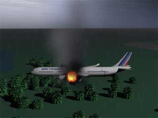 air france crash in toronto 2