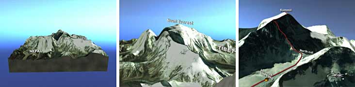MONT EVEREST NORD