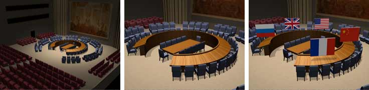 un security council : france, russia, united kingdom, usa, china